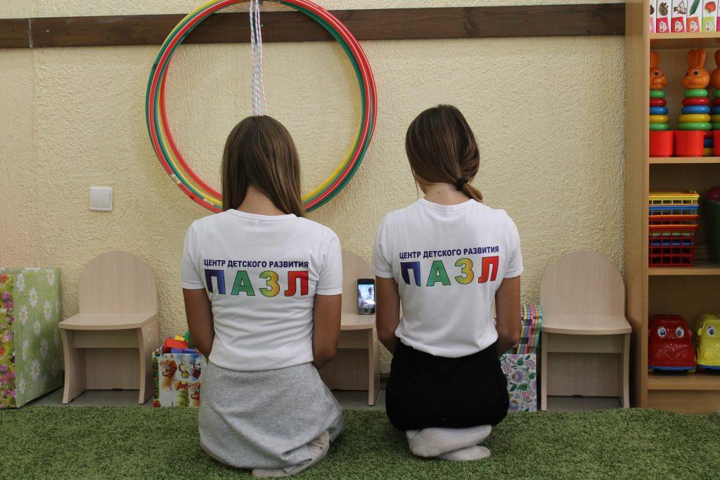 Открытие детского центра ПАЗЛ в Натухаевской