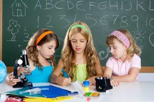 Логика и мышление в Центре детского развития