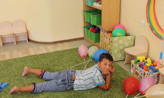 Открытие Детского центра ПАЗЛ